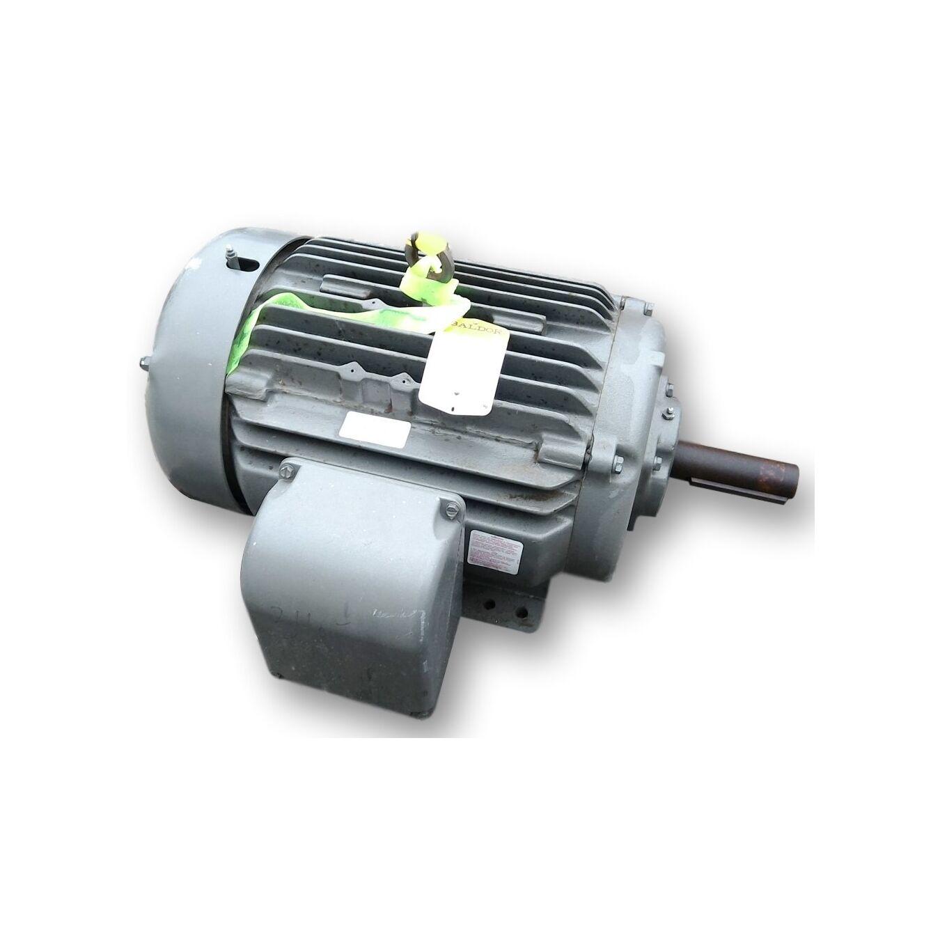 Baldor Motor 20 Hp