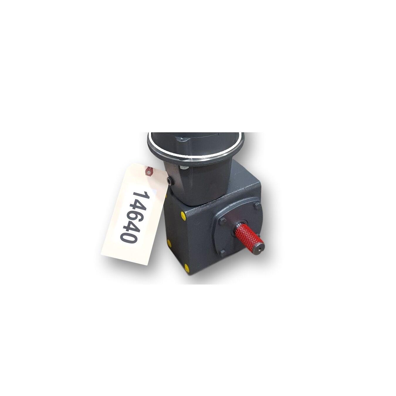 Used 3 4hp Baldor Gear Motor Motors Drives