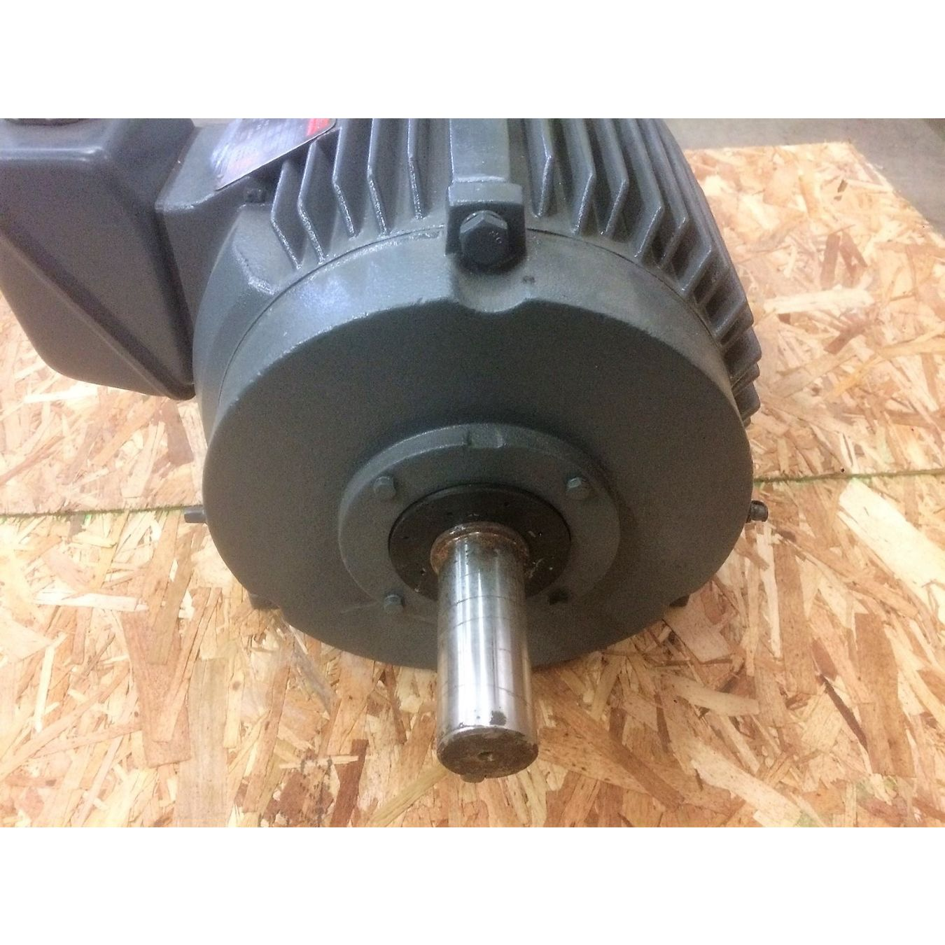7.5HP Reliance Electric Motor 254T frame [1150 RPM] : Motors & Drives