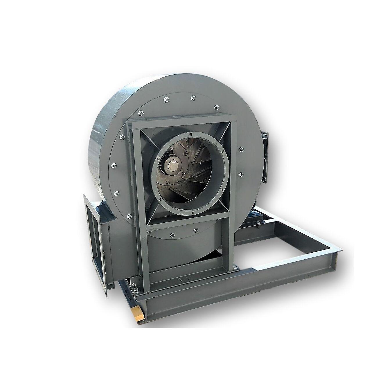 Centrifugal Blower 150 : Used hp loren cook mha centrifugal fan cfm