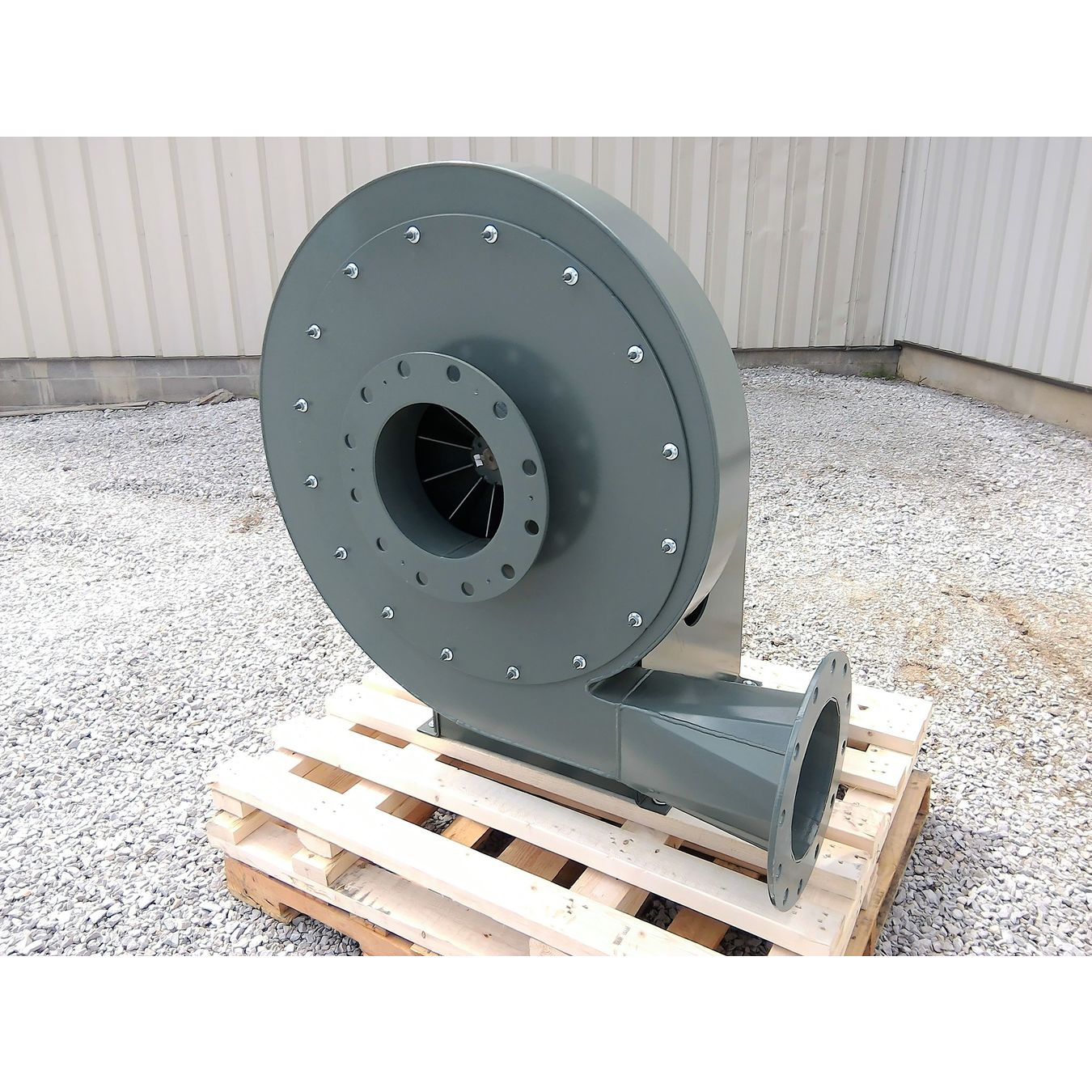 Unused 20 Hp Nyb Pressure Blower 2610 2 020 Cfm 32 4