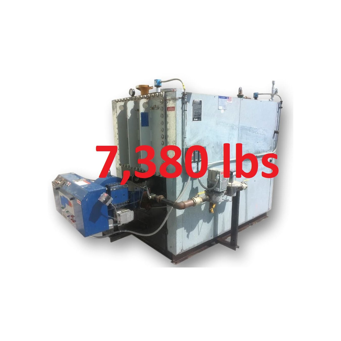 used ajax industrial boiler forced draft gas hot boiler water heaterused ajax industrial boiler forced draft