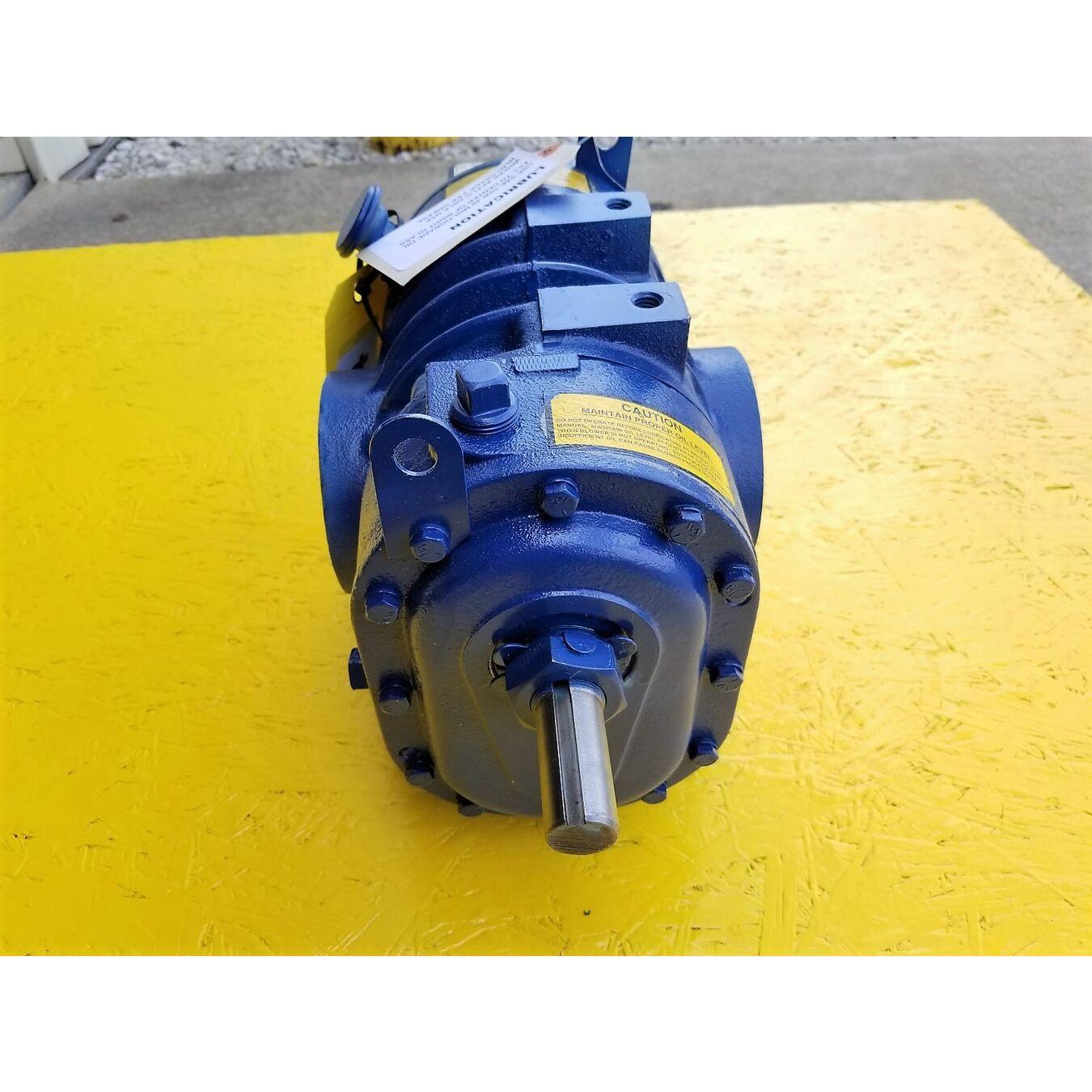 Vacuum Blowers Industrial Process : Gardner denver duroflow positive displacement lobe