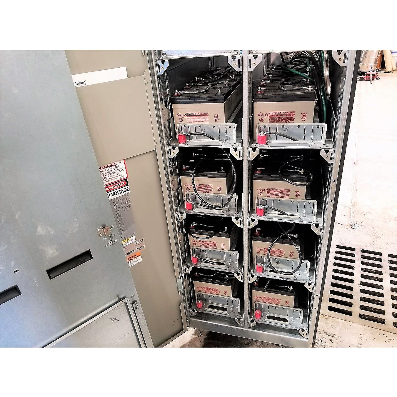 Used Liebert / Emerson NPower On-Line UPS System - 40 KVA, 208/120Y VAC  Output