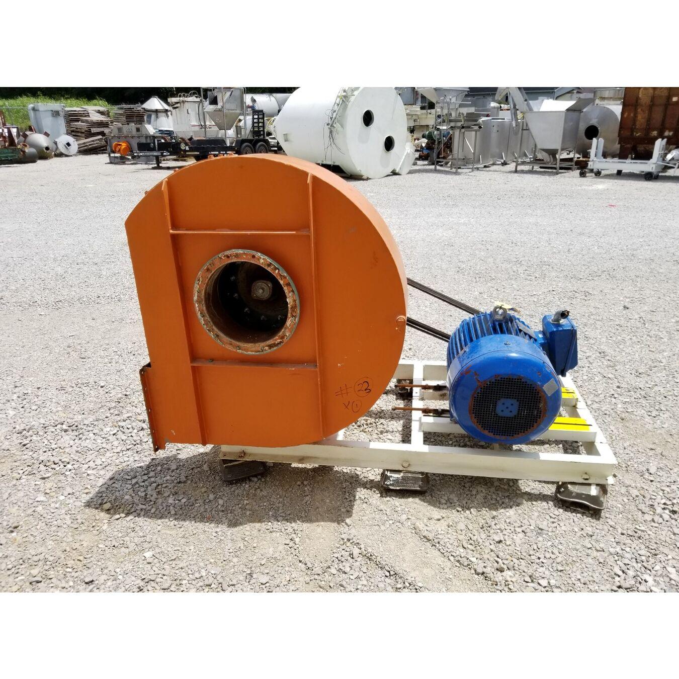 Used 50 HP Pressure blower