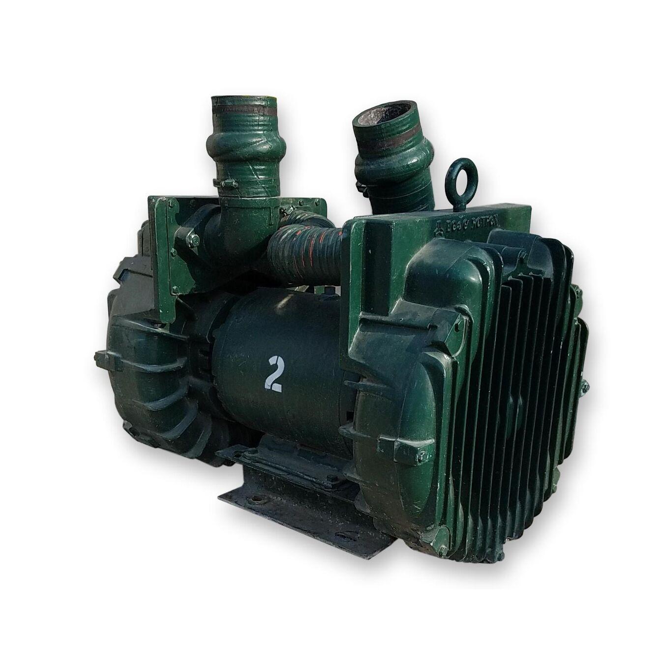 Used 20 Hp Eg Amp G Rotron Regenerative Industrial Blower