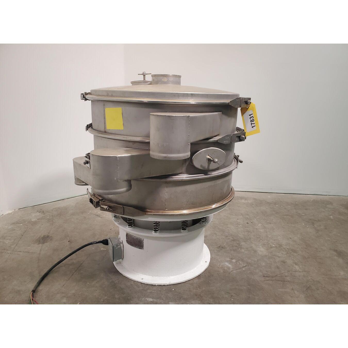 Vibro Sifter - Vibro Screen, Powder Sieving Machine