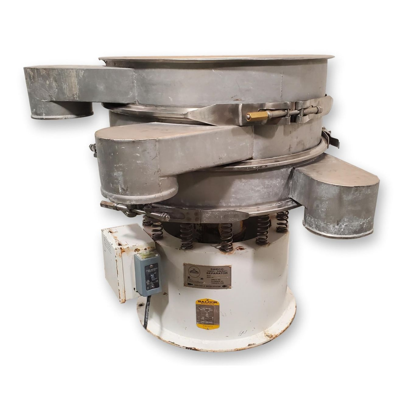 Sifter Machine - Communiting Mill screen Manufacturer from